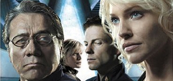 Battlestar Galactica: The Plan Comic-Con 2009 Trailer | Film-