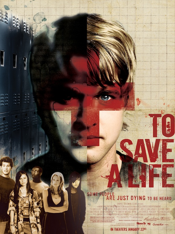 to save a life movie poster