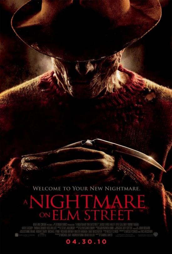 Nightmare on Elm Street POster