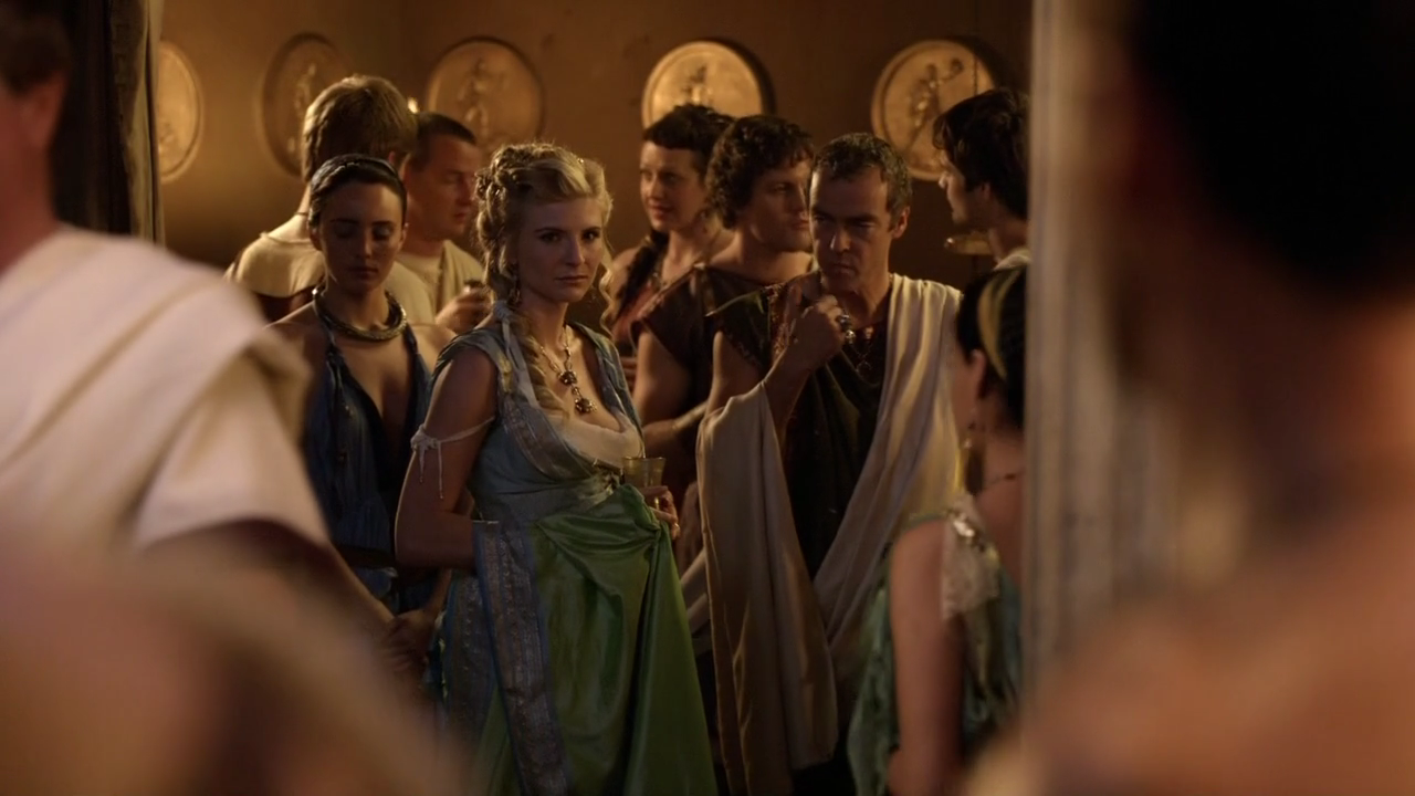 spartacus blood and sand episode guide