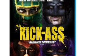 Kick Ass Blu-ray DVD Combo