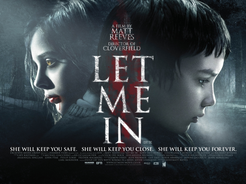 LET ME IN PLOT SYNOPSIS