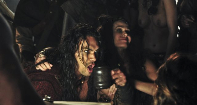 Jason Momoa, Conan (2011), Drinking Girls, 02
