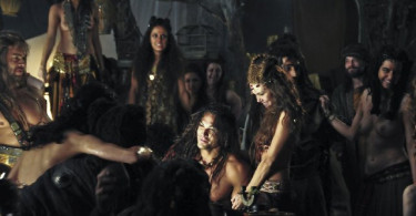 Jason Momoa, Conan (2011), Drinking Naked Girls, 01