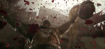 Dustin Clare, Spartacus: Gods of the Arena, Bloody Victorious
