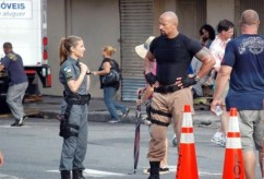 Fast Five, 2011, Dwayne Johnson, Elsa Pataky, 01