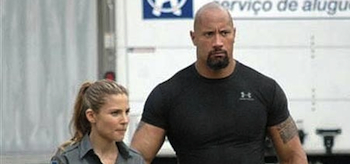 Fast Five, 2011, Dwayne Johnson, Elsa Pataky, header