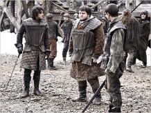 Kit Harington, Game of Thrones, 2010, 01