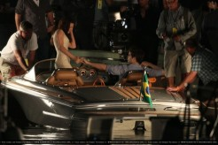 Kristen Stewart, Robert Pattinson, The Twilight Saga: Breaking Dawn, Rio Set, 03