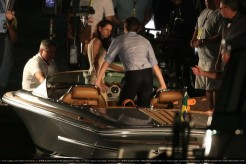 Kristen Stewart, Robert Pattinson, The Twilight Saga: Breaking Dawn, Rio Set, 04