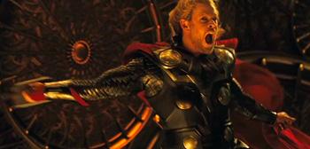 Chris Hemsworth, Thor, 2011