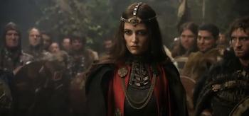 Eva Green, Camelot