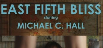 Michael C. Hall, Brie Larson, East Fifth Bliss, Movie Poster, 02