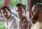 Bradley Cooper, Ed Helms, Zach Galifianakis, The Hangover 2