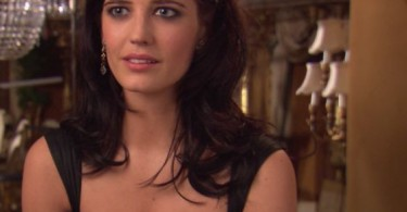 Eva Green, Cleavage, Black Dress