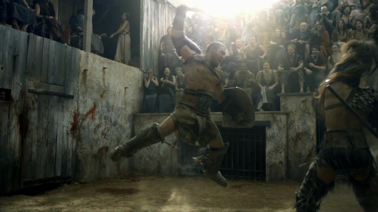 Spartacus Gods Of The Arena Paterfamilias High Resolution ...