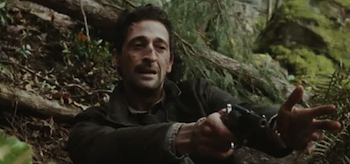 WRECKED (2011) Movie T... Adrien Brody Wrecked