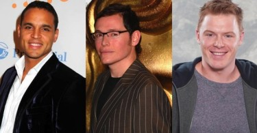 Daniel Sunjata, Burn Gorman, Diego Klattenhoff, The Dark Knight Rises