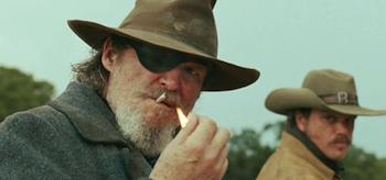 Jeff Bridges, Matt Damon, True Grit