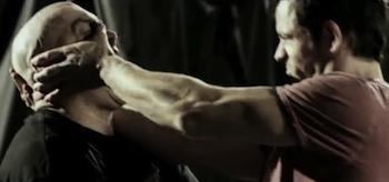 Matt Mullins, Mortal Kombat: Legacy, Johnny Cage