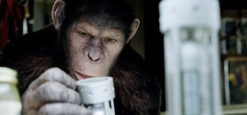 RISE OF THE PLANET OF THE APES (2011) Movie Trailer: James Franco ...