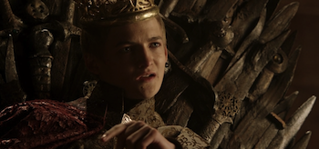 Jack Gleeson, Game of Thrones, Fire and Blood