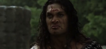 Jason Momoa, Conan the Barbarian, 2011