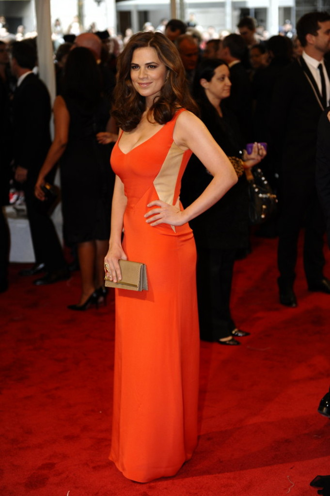 Hayley Atwell, MET Ball, 2011, 02