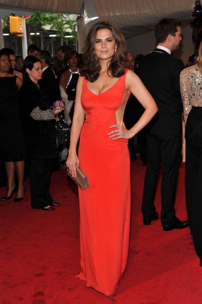 Hayley Atwell, MET Ball, 2011, 03