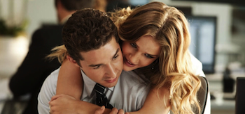 Shia LaBeouf, Rosie Huntington-Whiteley, Transformers: Dark of the Moon, 2011, 02
