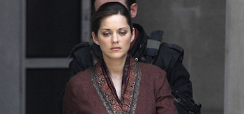 Marion Cotillard, Talia al Ghul, The Dark Knight Rises, Set 02