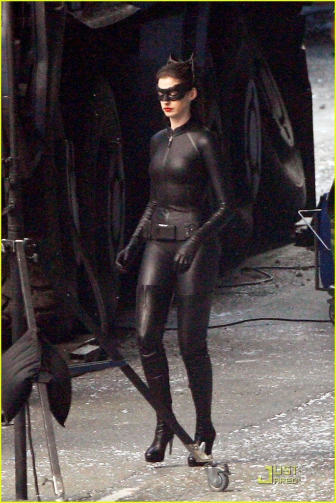 Anne Hathaway, Catwoman, The Dark Knight Rises 2012, Set 02