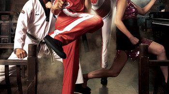 The Kick 2011 Movie Poster