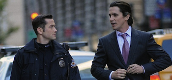 Christian Bale, Joseph Gordon-Levitt, The Dark Knight Rises, 04