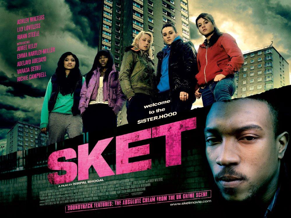 Sket, le choc du ghetto affiche