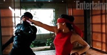 Elodie Yung, Ray Park, G.I. Joe 2: Retaliation