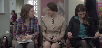 Lena Dunham, Allison Williams, Jemima Kirke, Girls