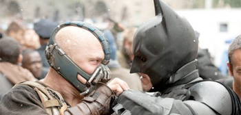 Bane, Batman, The Dark Knight Rises, Entertainment Weekly