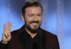 Ricky Gervais, Golden Globe Awards 2012