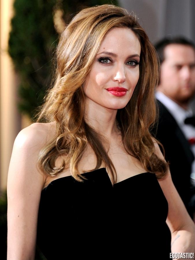 Angelina Jolie, Oscar 2012