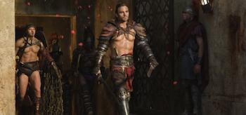 Dustin Clare, Spartacus: Vengeance