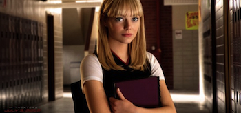 Emma Stone, The Amazing Spider-Man