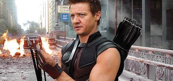 Hawkeye The Avengers