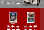 James Bond Ultimate Vehicles Guide Infographic