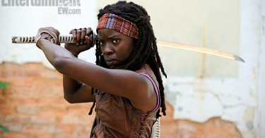Danai Gurira Michonne The Walking Dead
