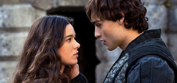 Douglas Booth Hailee Steinfeld Romeo and Juliet