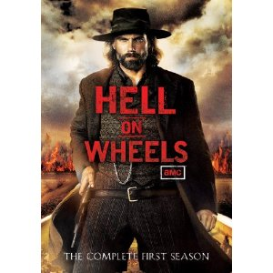 Hell On Wheels Season 1 DVD