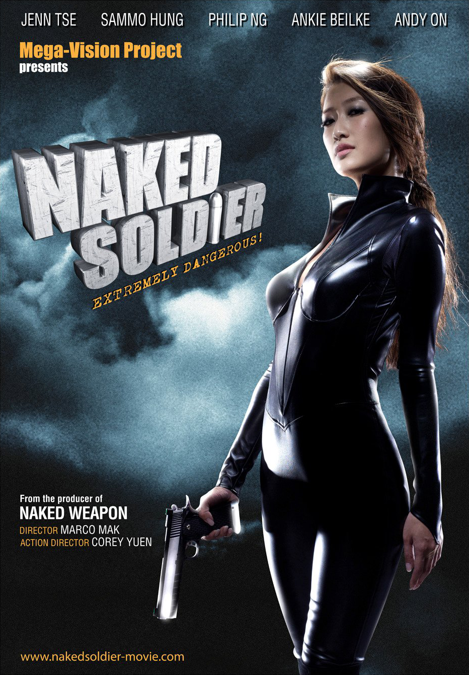 Naked Soldier 2012 Movie Trailer And Poster Marco Mak