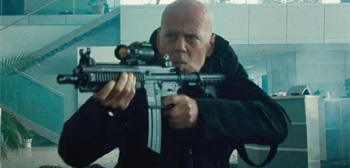 Bruce Willis The Expendables 2