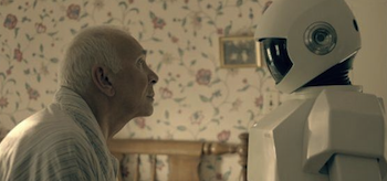 Frank Langella Robot and Frank